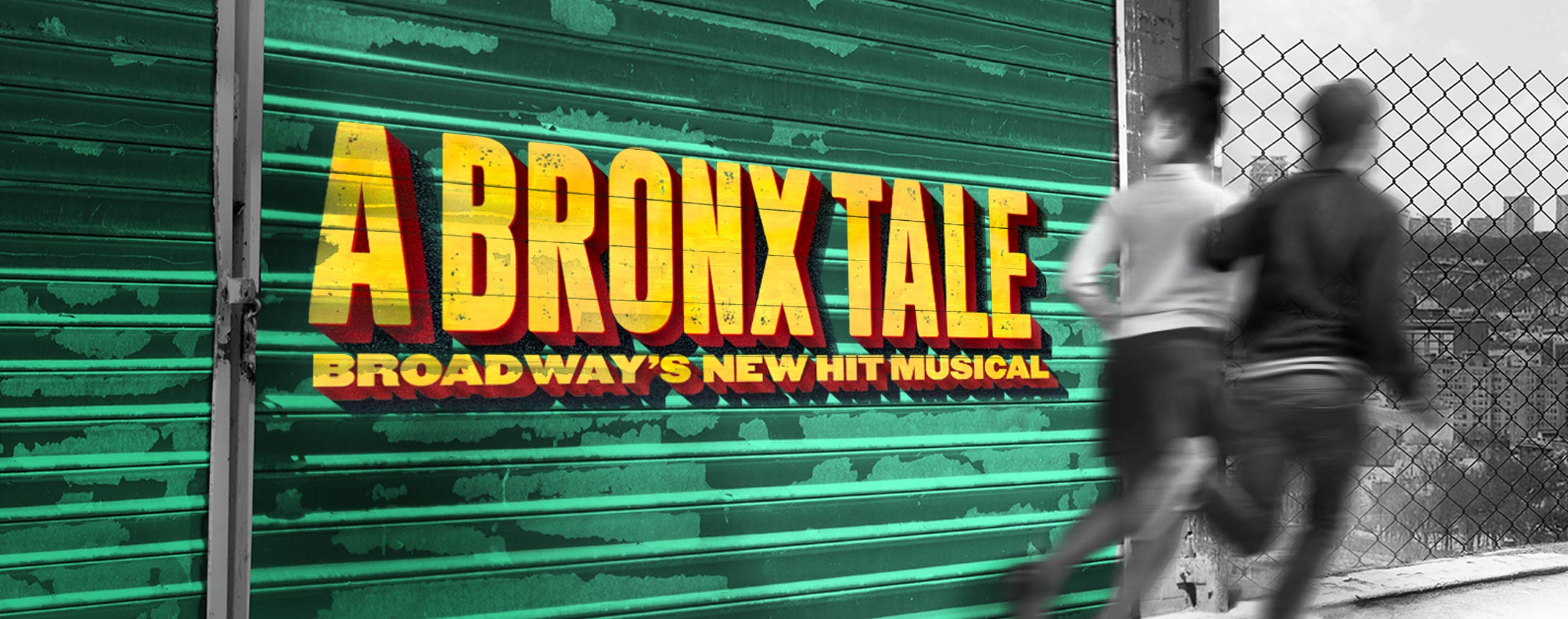 A Bronx Tale The New Musical