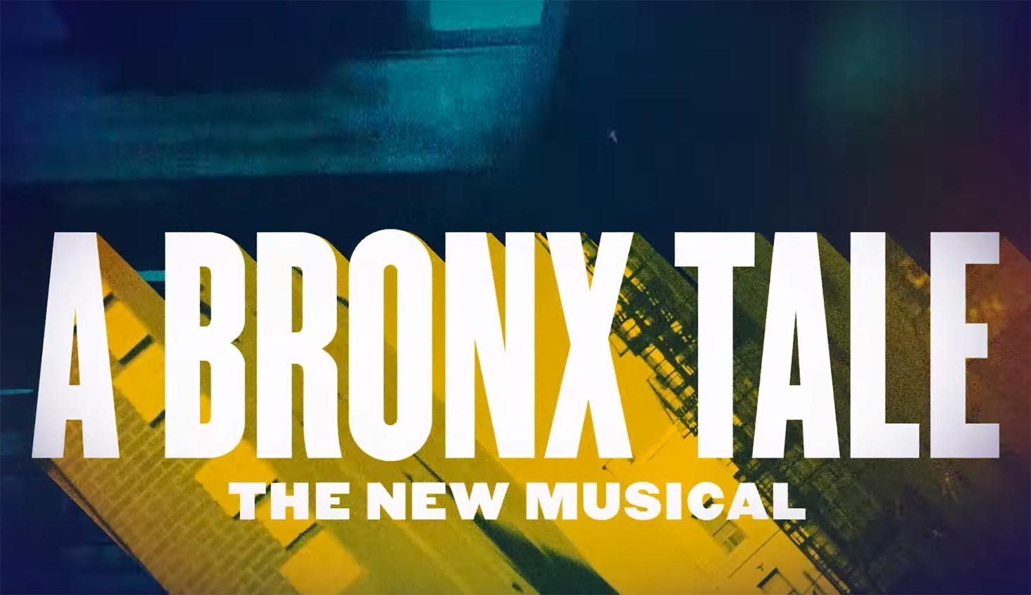 A Bronx Tale The New Musical Staging